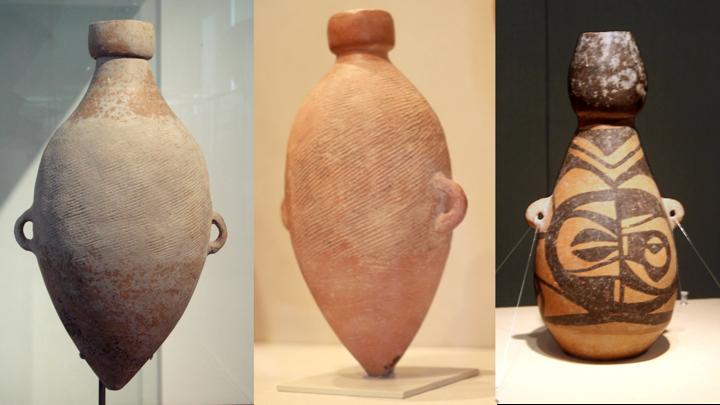 Керамика культуры Яншао.