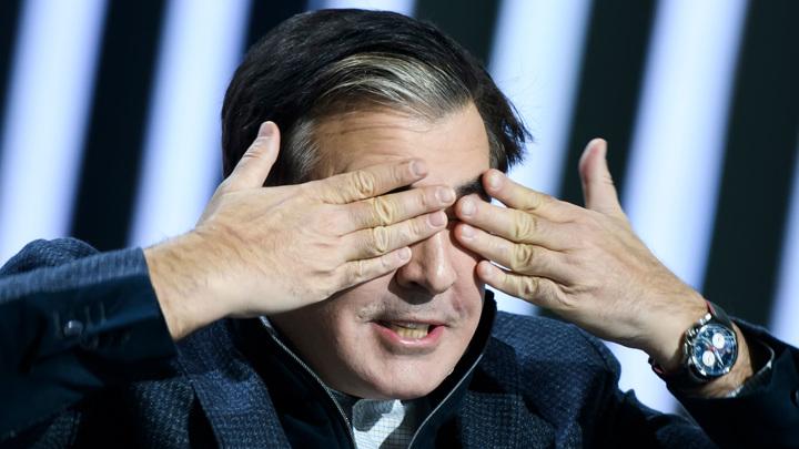 ТВ: власти ничего не знали о приезде Саакашвили в Грузию
