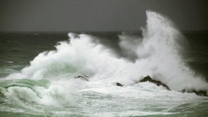 В Черном море затонула яхта