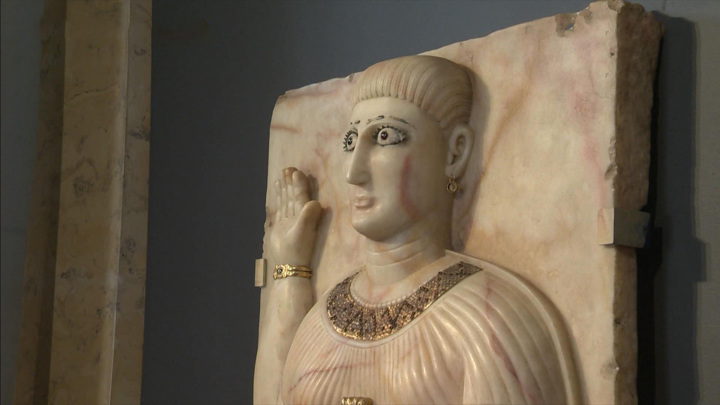 Эрмитаж представляет уникальный экспонат из коллекции Аль-Тани