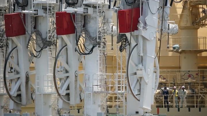 """""""Роснефть"""" и ВР обсудили поставки в Европу 10 млрд кубов газа"""