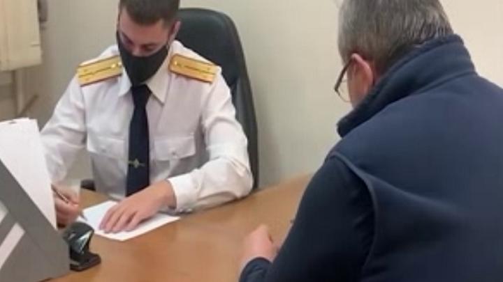 В Красноярске задержано руководство регионального Росимущества