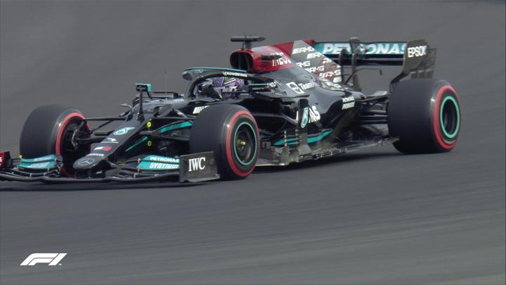 Хэмилтон снова первый на тренировке Гран-при Турции