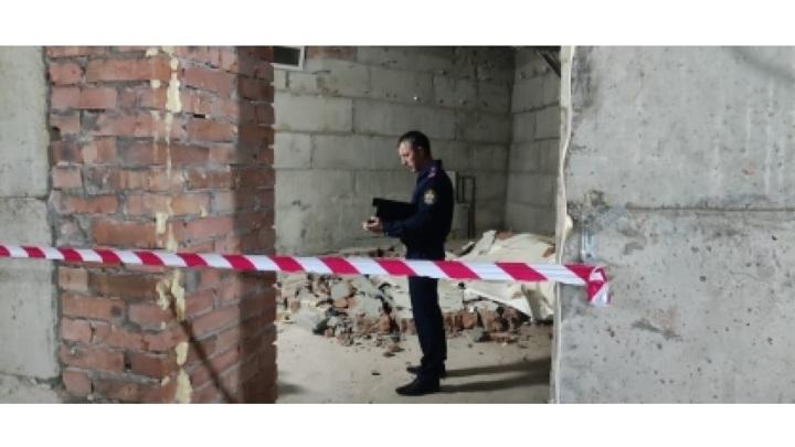 В Чебоксарах при обрушении стены в ночном клубе пострадал человек