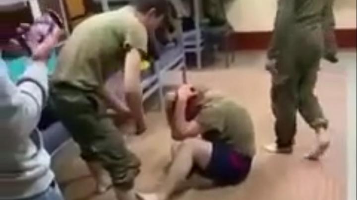 Появились подробности избиения сослуживца солдатами из Дагестана