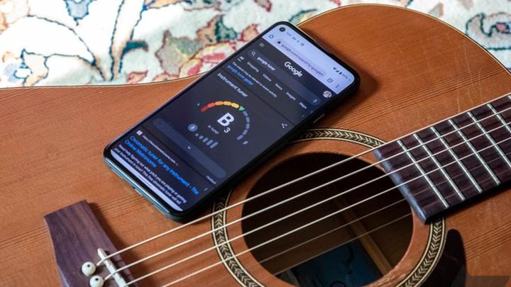 Google добавил в поиск утилиту для музыкантов