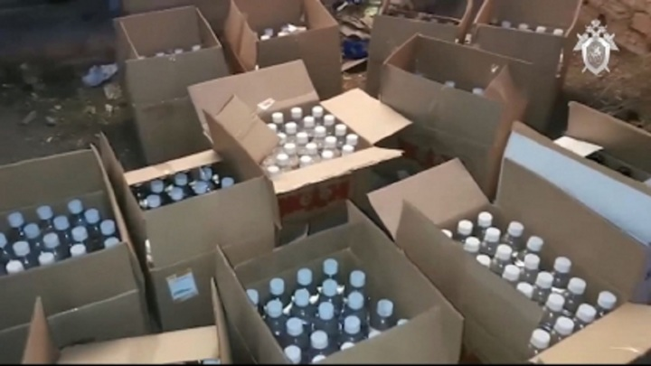 Уже 35: в Оренбуржье растет число жертв контрафактного алкоголя