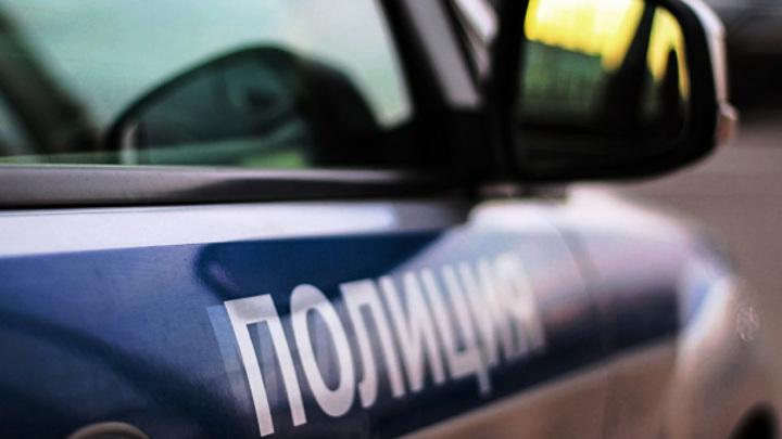 Полиция проверяет сообщения о хлопке на Ленинском проспекте рядом со школой