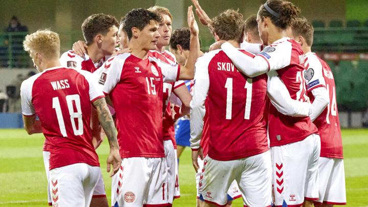 Датчане гарантировали себе путевку на чемпионат мира-2022