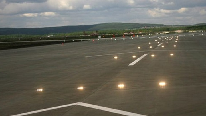 Из-за смога и тумана в Екатеринбурге задержаны авиарейсы