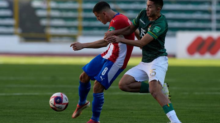 Сборная Боливии разгромила команду Парагвая