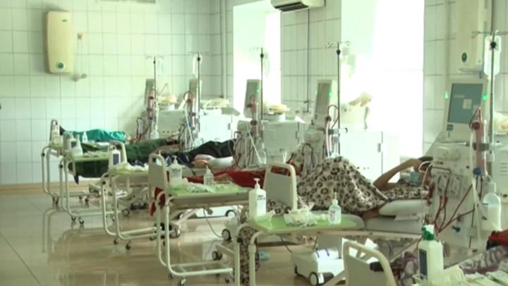 В Севастополе закончились почти все места в больницах для больных ковид