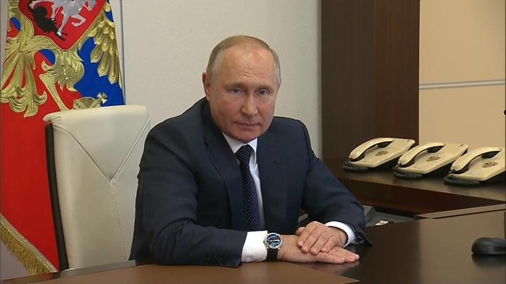 Президент принял участие во Всероссийской переписи населения