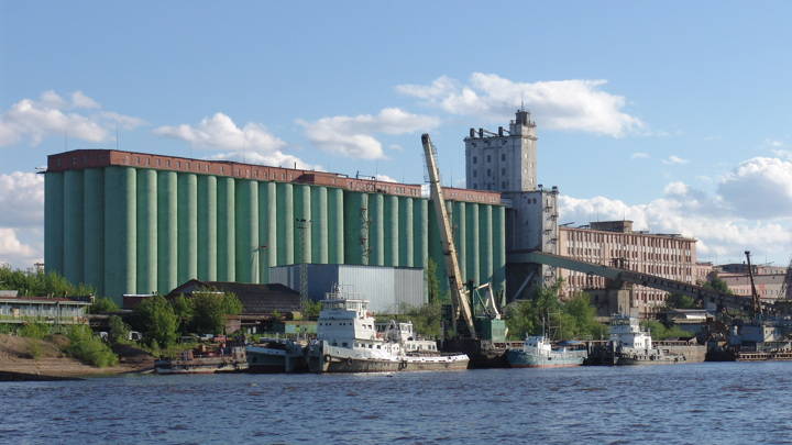Фото: Пермский мукомольный завод