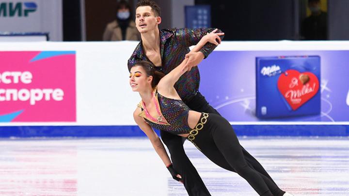 Фигуристы Акопова и Рахманин выиграли турнир в Будапеште