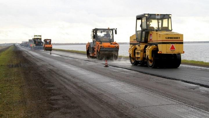 В Рыбинске начали ремонтировать участок на дамбе-ГЭС