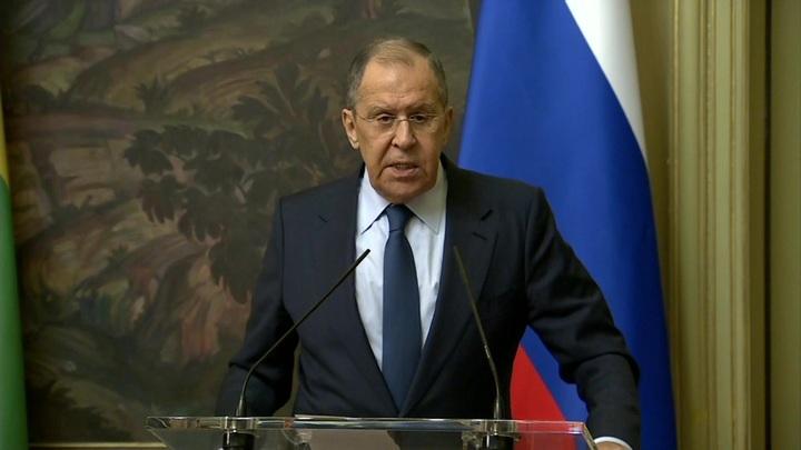 Россия с ноября приостановит работу представительства при НАТО