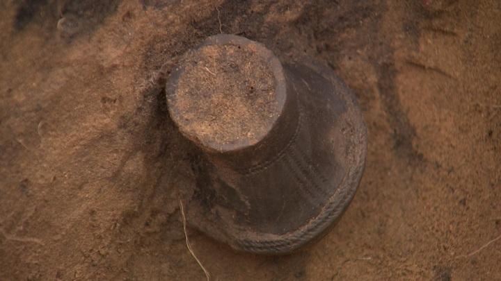 Древний некрополь был найден в Калининградской области