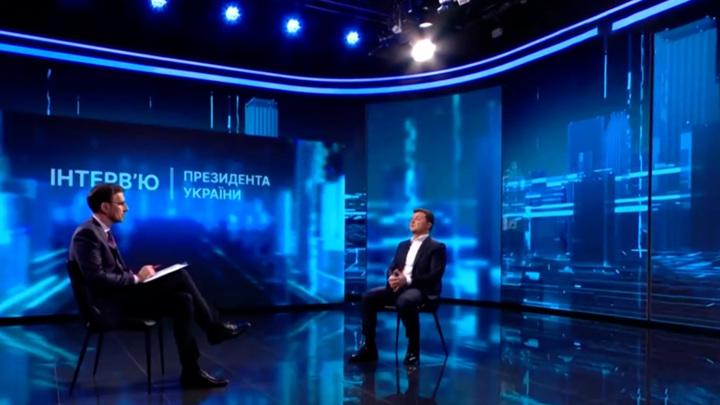 Зеленский устроил дешевое политическое шоу