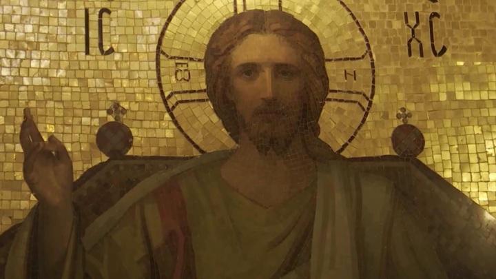 В Суздале воссоздали историческую мозаику