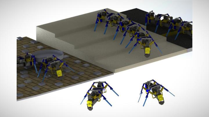 Эта технология может в будущем использоваться в поисково-спасательных операциях.
