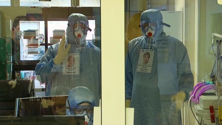 Ситуация с коронавирусной инфекцией в Москве ухудшается