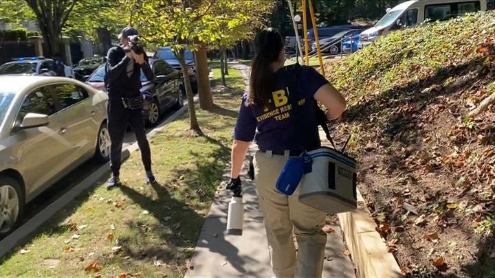 ФБР: обыски в связанных с Дерипаской домах завершены