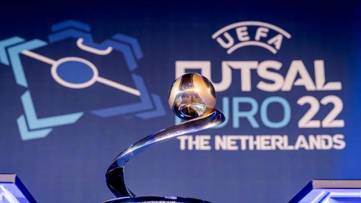 Мини-футбол. Россия узнала соперников по Евро-2022