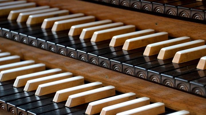 Мариинский театр открываетIX международный органный фестиваль