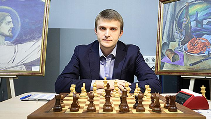 Чемпионат России по шахматам выиграл Никита Витюгов