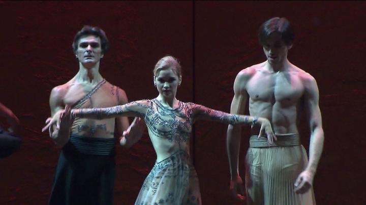 """Константин Богомолов представил свою версию классического балета """"Ромео и Джульетта"""""""