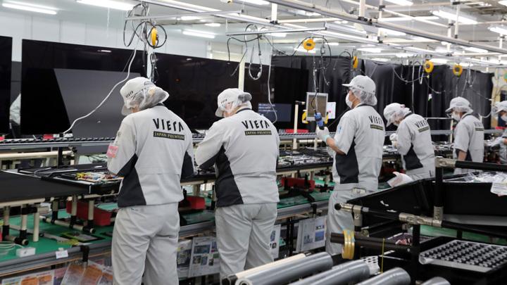 Panasonic прекратит производство телевизоров в Европе