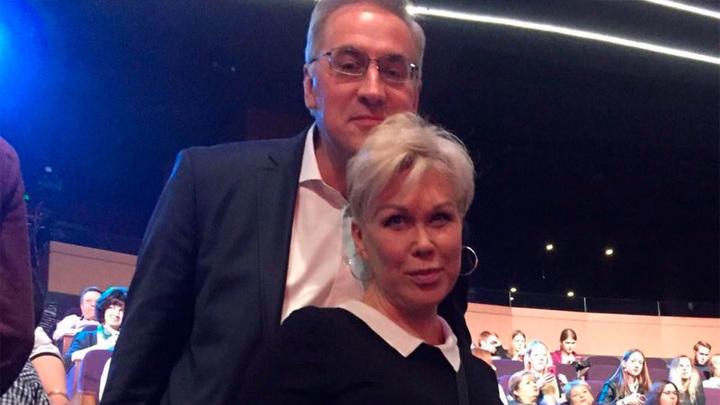 Юлия и Андрей Норкины // Фото: instagram.com/norkinanorkina