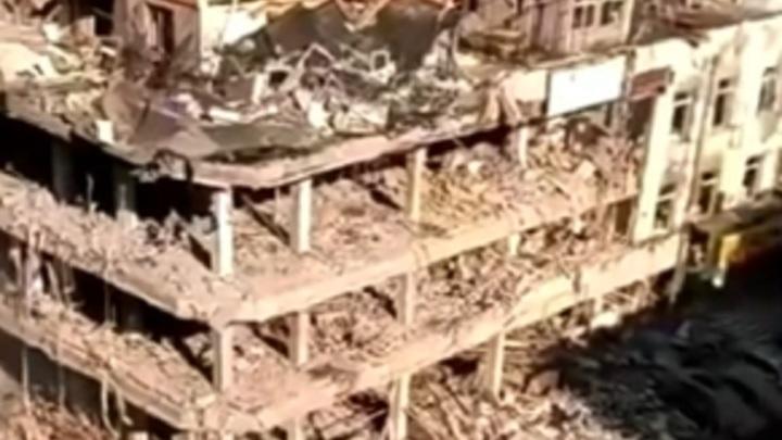 Число жертв взрыва газа в Шэньяне выросло до шести