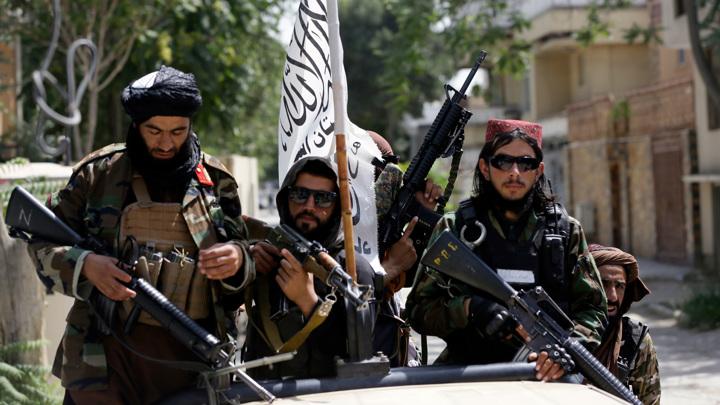 Талибы арестовали игиловцев