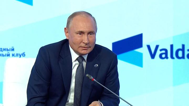 Путин доходчиво объяснил миру истоки энергетического кризиса
