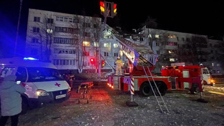 В Челнах из-под завалов извлекли 22-летнюю девушку