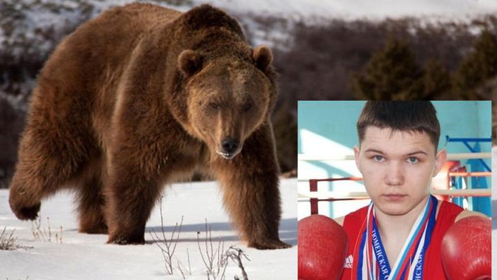 Боксер, которого едва не задрал медведь, пришел в сознание