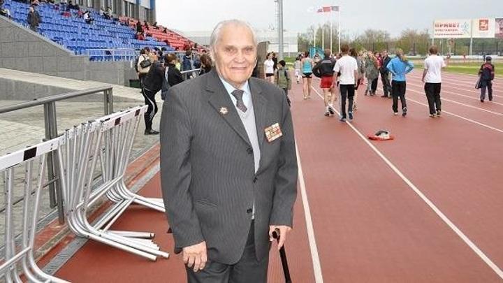 Заслуженный тренер РСФСР Алексей Кузьмин умер на 100-м году жизни