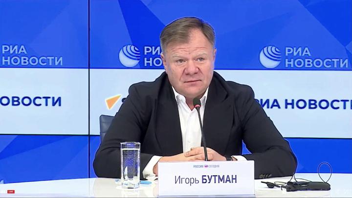 27 октября в Государственном Кремлевском дворце Игорь Бутман отметит 60-летний юбилей