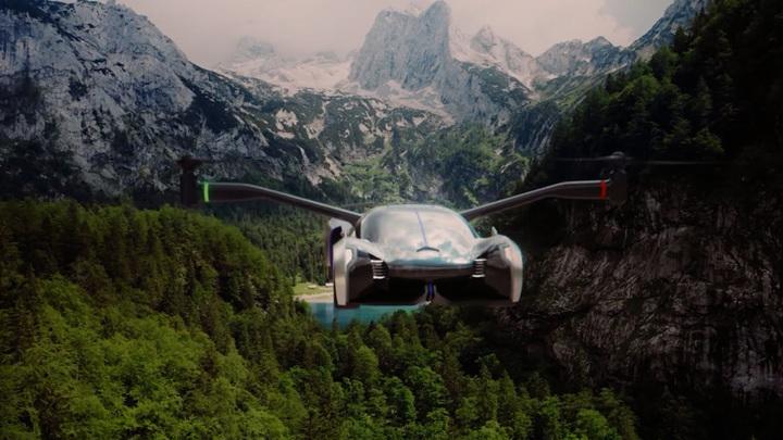 В 2024 году китайцы запустят в серию аэромобиль