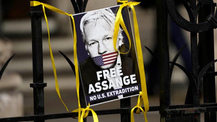 США: вероятность суицида – не повод отказывать в экстрадиции Ассанжа