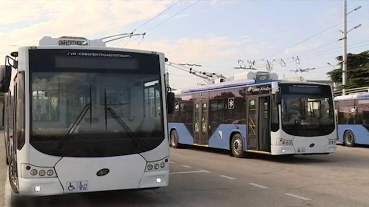Транспорт в период локдауна в Севастополе будет ходить по расписанию выходных