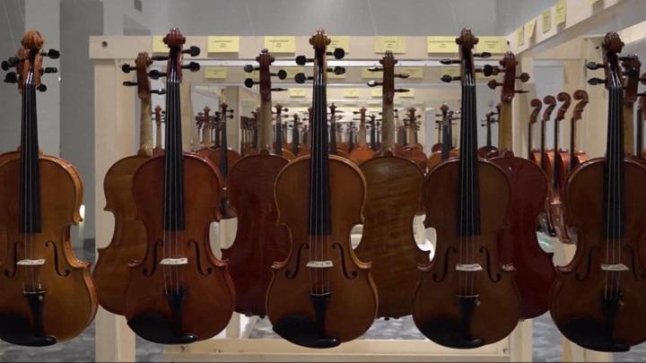 Производство скрипок в итальянской Кремоне под угрозой исчезновения