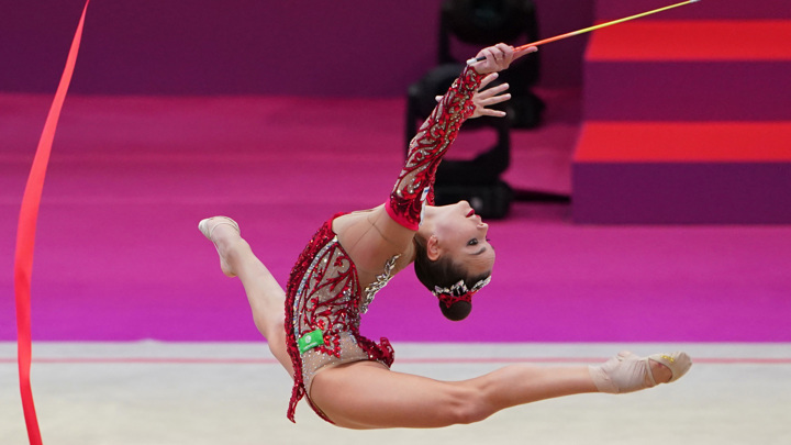 Триумф в Токио: сестры Аверины показали неземной уровень художественной гимнастики