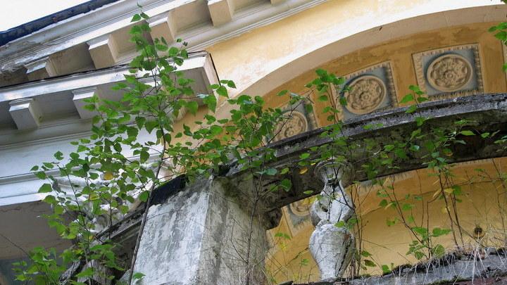 В Сколково восстановят историческую усадьбу