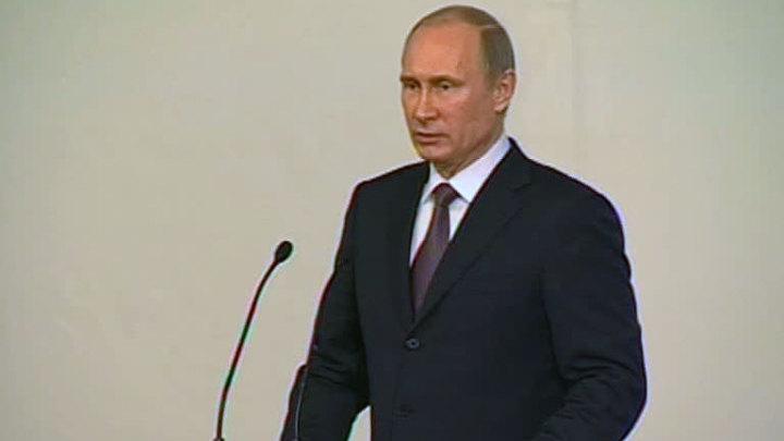 Путин вручит в Кремле награды выдающимся деятелям российской культуры и науки