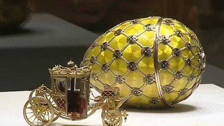 Крупнейшая в мире коллекция изделий Фаберже будет выставлена в частном музее в Петербурге