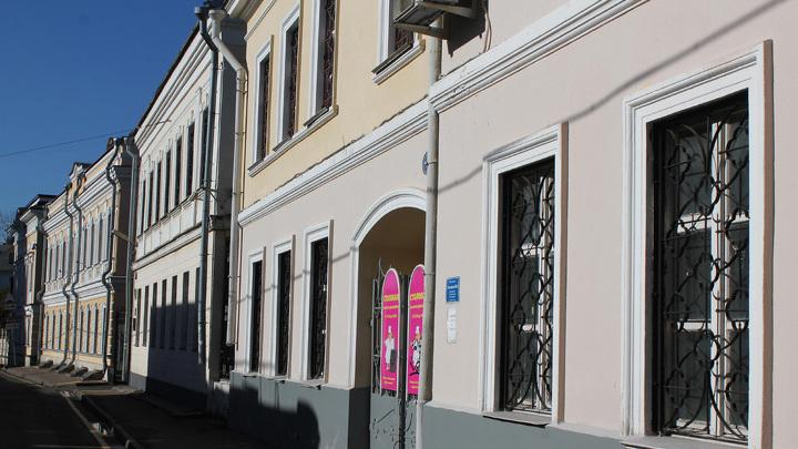 3.1-й Кадашевский переулок с усадебными домами Н.Григорьева и А.Тихонова.