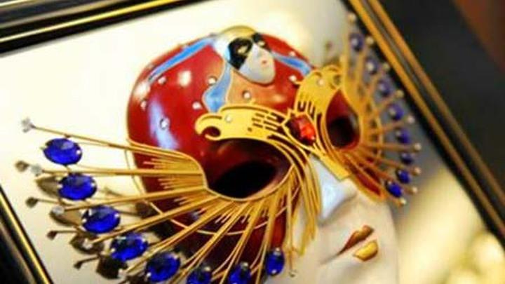 """Российская национальная театральная премия и  фестиваль """"Золотая маска"""""""